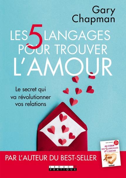 Couverture Les 5 langages pour trouver l'amour