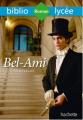 Couverture Bel-Ami Editions Hachette (Biblio lycée) 2018