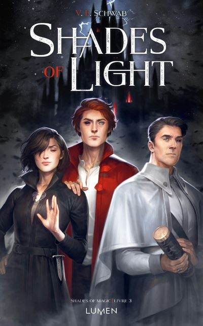 Couverture Shades of magic, tome 3 : Shades of light