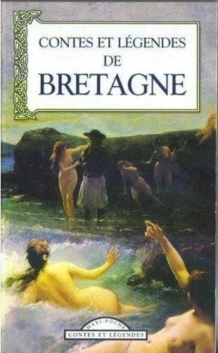 Couverture Contes et légendes de Bretagne