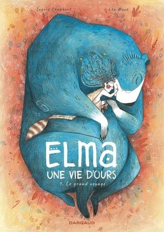 Couverture Elma : Une vie d'ours, tome 1 : Le Grand Voyage