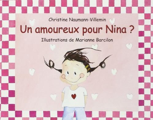 Couverture Un amoureux pour Nina ?