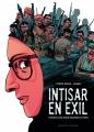 Couverture Intisar en exil Editions Delcourt (Encrages) 2018