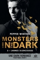 Couverture Monsters in the Dark, tome 3 : Larmes silencieuses Editions Milady (Romantica) 2018