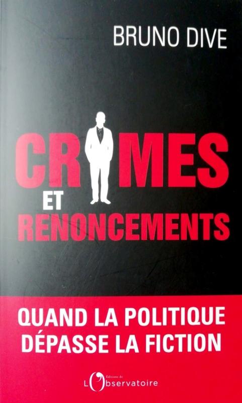 Couverture Crimes et renoncements