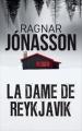 Couverture La dame de Reykjavik Editions France Loisirs 2018