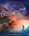 Couverture Percy Jackson, tome 1 : Le voleur de foudre Editions Disney-Hyperion 2018
