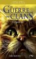 Couverture La guerre des clans, cycle 2 : La dernière prophétie, tome 5 : Crépuscule Editions Pocket (Jeunesse - Best seller) 2015