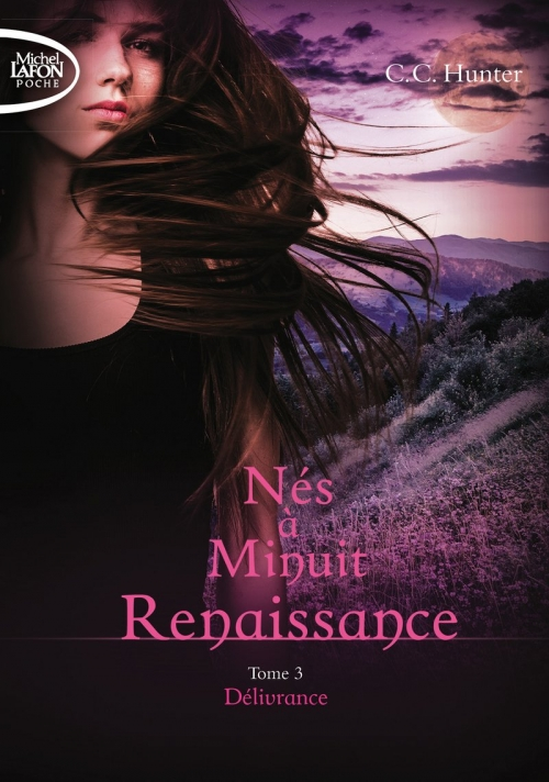 Couverture Nés à minuit : Renaissance, tome 3 : Délivrance