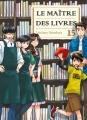 Couverture Le maître des livres, tome 15 Editions Komikku 2018