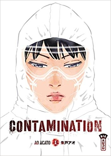 Couverture Contamination, tome 1