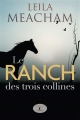 Couverture Le ranch des trois collines Editions Guy Saint-Jean 2017