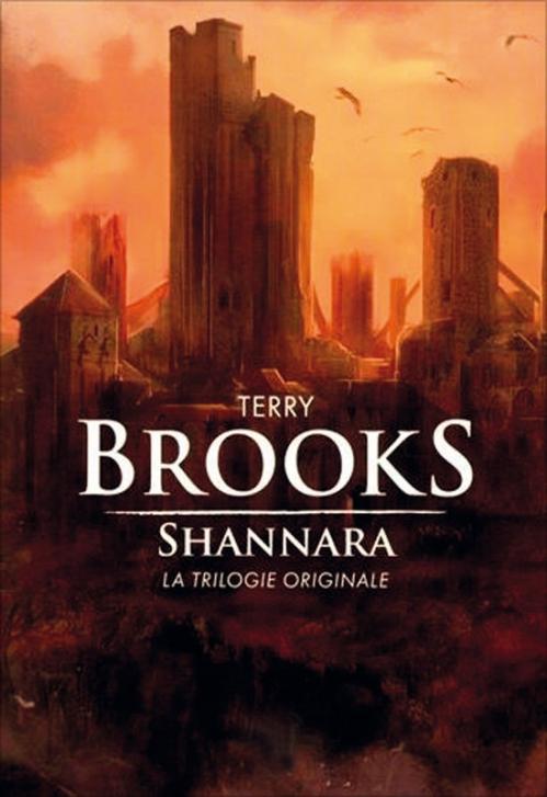 Couverture Shannara, intégrale