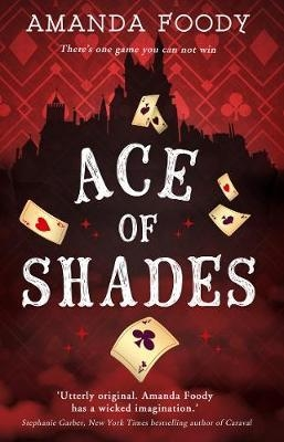 Couverture The Shadow Game, book 1: Ace of Shades