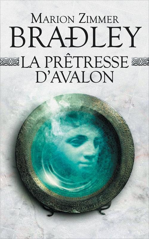 Couverture La Prêtresse d'Avalon