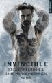 Couverture Invincible Editions Hugo & cie (New romance) 2018