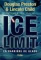 Couverture Ice Limit Editions Le Grand Livre du Mois 2002