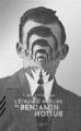 Couverture L'étrange histoire de Benjamin Button Editions Tendances Négatives 2017
