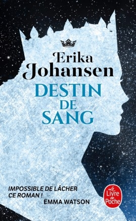 Couverture La trilogie du Tearling, tome 3 : Le sort du Tearling / Destin de sang