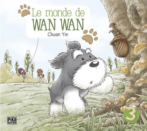Couverture Le monde de Wan Wan, tome 3