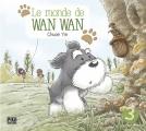 Couverture Le monde de Wan Wan, tome 3 Editions Pika 2015