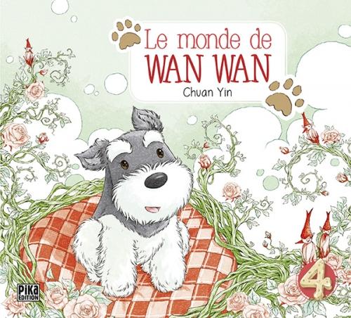 Couverture Le monde de Wan Wan, tome 4