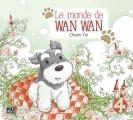 Couverture Le monde de Wan Wan, tome 4 Editions Pika 2015