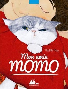 Couverture Mon amie Momo