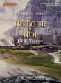 Couverture Le Seigneur des Anneaux, tome 3 : Le retour du roi Editions Audiolib 2018