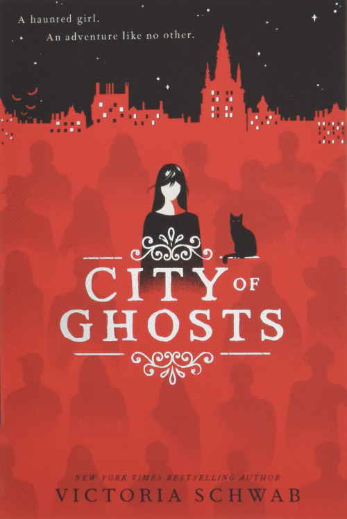 Couverture Cassidy Blake, book 1: City of Ghosts