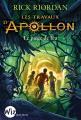 Couverture Les travaux d'Apollon, tome 3 : Le piège de feu Editions Albin Michel (Jeunesse - Wiz) 2018