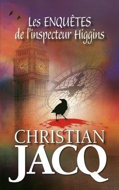 Couverture Les enquêtes de l'inspecteur Higgins