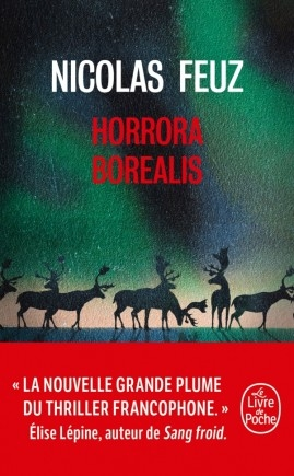 Couverture Horrora borealis
