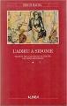 Couverture L'adieu à Sidonie Editions Alinea 1991