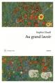 Couverture Au grand lavoir Editions Philippe Rey 2018