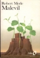 Couverture Malevil Editions Folio  1985