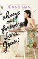 Couverture Les amours de Lara Jean, tome 3 : Pour toujours et à jamais Editions Recorded Books 2017