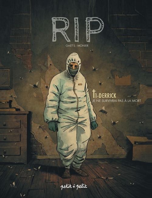 Couverture RIP, tome 1 : Derrick