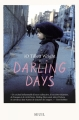 Couverture Darling days Editions Seuil 2018