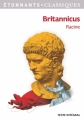 Couverture Britannicus Editions Flammarion (GF - Etonnants classiques) 2016
