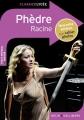 Couverture Phèdre Editions Belin / Gallimard (Classico - Lycée) 2015