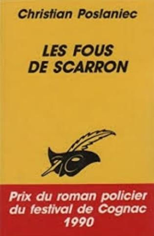 Couverture Les fous de Scarron
