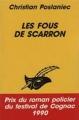 Couverture Les fous de Scarron Editions Le Masque 1990
