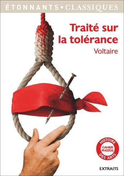 Couverture Traité sur la tolérance