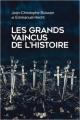 Couverture Les grands vaincus de l'Histoire Editions Perrin 2018
