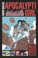 Couverture Apocalyptigirl Editions Casterman 2018