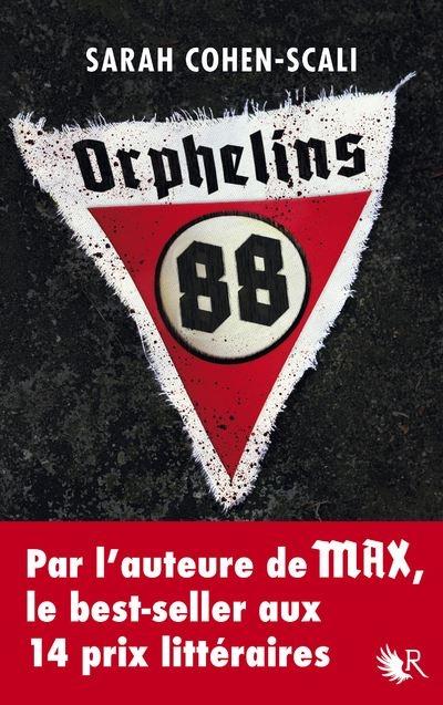 Couverture Orphelins 88