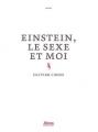 Couverture Einstein, le sexe et moi Editions Alma 2018