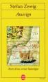 Couverture Amerigo Editions Belfond 1996