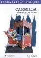 Couverture Carmilla Editions Flammarion (GF - Etonnants classiques) 2007